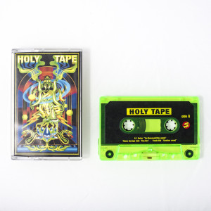 The Holy Tape_slimer records