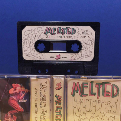 Slimer-records-melted