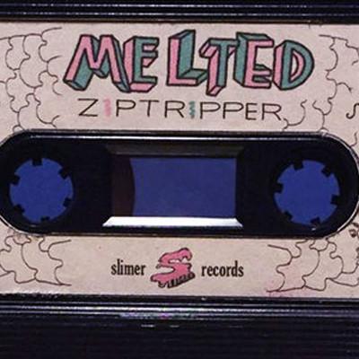 melted slide