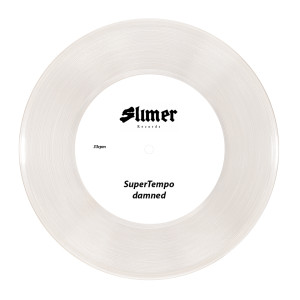 SUPERTEMPO – DAMNED – 7″ EMBOSSED DISC