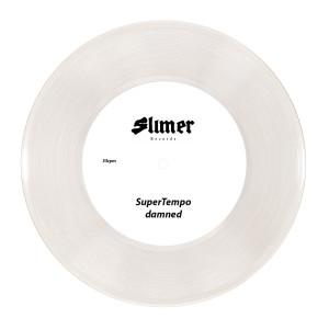 SUPERTEMPO – DAMNED – 7″ EMBOSSED DISC